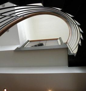 Foldetrapp i stål-2471